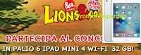 Logo Speciale Lions&Co Maxxi Edition: vinci gratis 6 iPad Mini 32 Gb