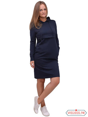 vestidos para embarazadas con encaje