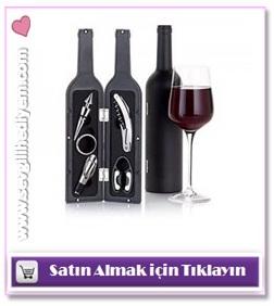 5'li Kaliteli Şarap Seti
