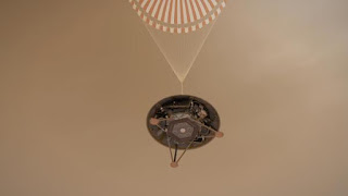 """العالم يترقب هبوط مركبة """"ناسا"""" على الكوكب الأحمر """"المريخ"""""""