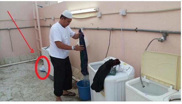 SUAMI BACA INI : Ini Kata Rasulullah, Yang Wajib Mencuci Pakaian Itu Para Suami, Bukan Istri