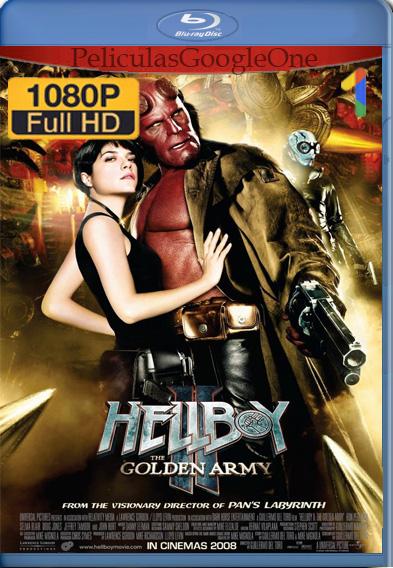 Hellboy 2: El Ejercito Dorado (2008) [1080p] [Latino-Ingles] [Luiyi21HD]