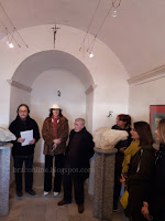 Izložba skulptura i slika Sandra Nejašmić Pirnat i Janez Pirnat Nejašmić Postira slike otok Brač Online