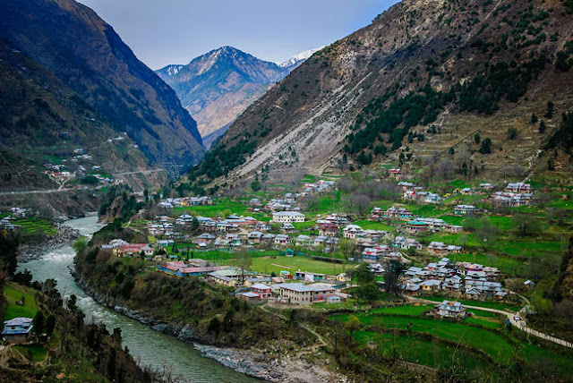 kashmir pakistan LOC travel guide
