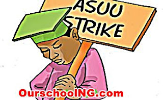 ASUU Declares One Week Warning Strike From Nov. 16