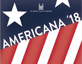 St John's Smith Square - Americana '18 - Fall Festival