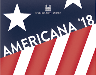 St John's Smith Square - Americana '18 - Fall Festival