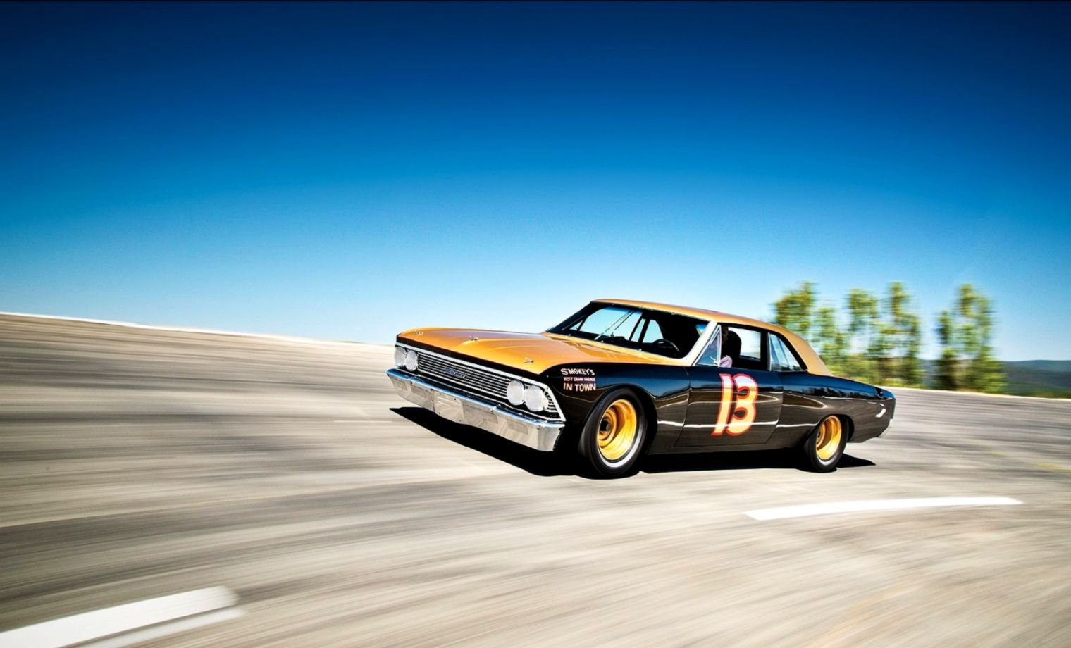 1966 Chevrolet Chevelle Wallpaper and Background Image 1600x1000