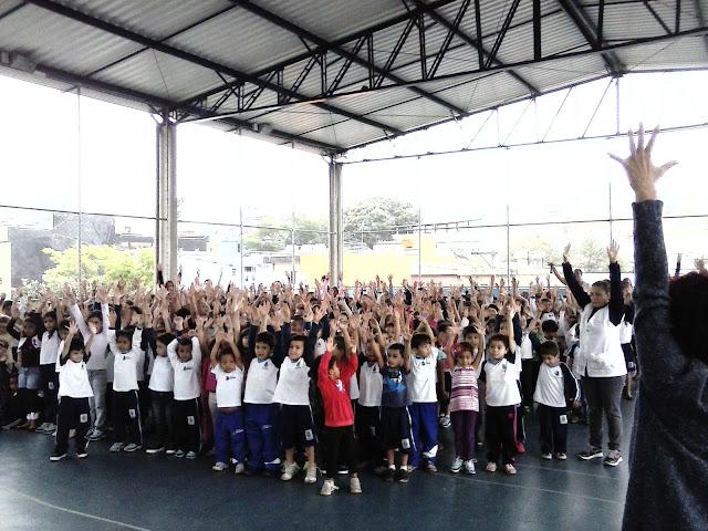 Companhia de Danças de Diadema promove o Bailando em Cirandas em vários locais da cidade