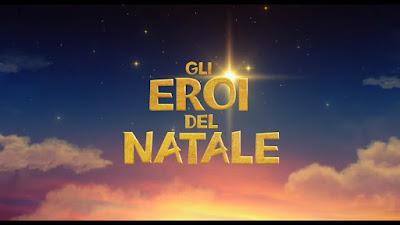 Gli Eroi Del Natale nuovi videoclip in italiano