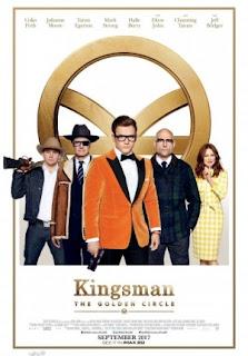 Download Film Kingsman: The Golden Circle (2017) BRRip Subtitle Indonesia
