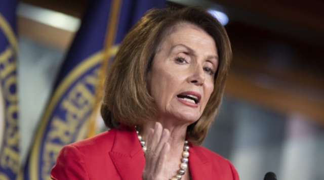 Nancy Pelosi Tries to Downplay Impeachment After Michael Cohen Plea