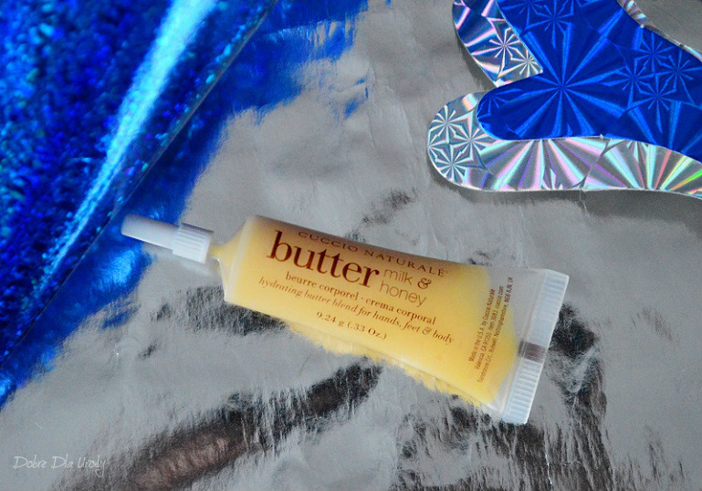 PARTY TIME by ShinyBox - CUCCIO NATURALE masło do ciała, rąk i stóp
