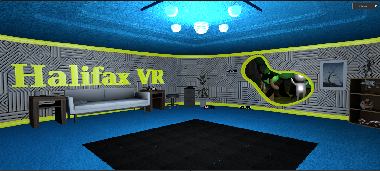 Working on a SteamVR Room For Halifax VR! | Welcome To Superfuntimes