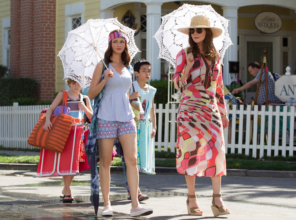 Review: Gilmore Girls: A Year in The Life [2016]