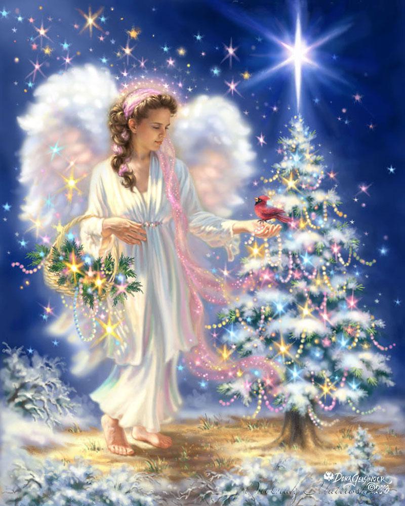 ngeles amor ritual del arbol de navidad con los 7 arcangeles. Black Bedroom Furniture Sets. Home Design Ideas