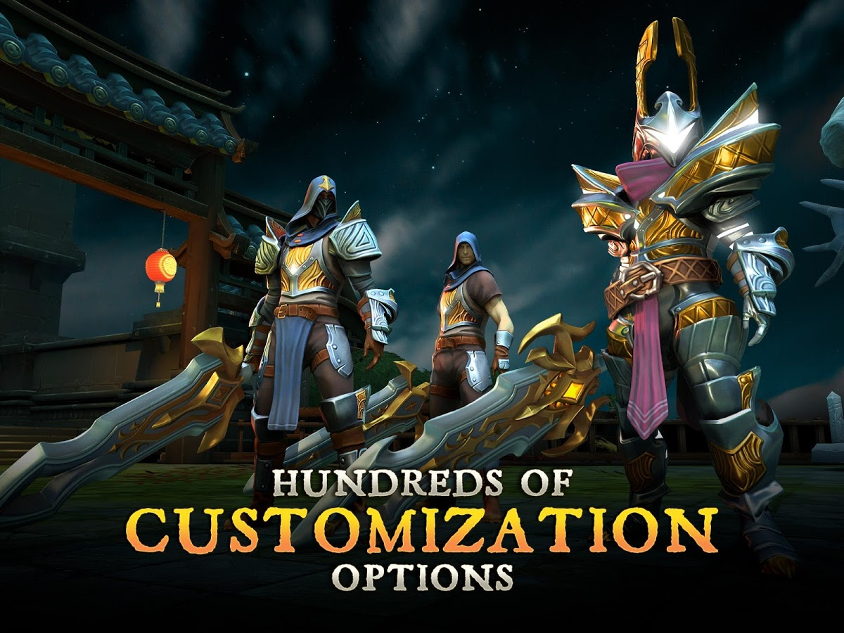 Dungeon Hunter 5 3.2.0f APK (Patched) MOD (Infinite Mana ...