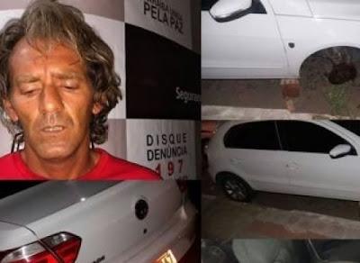 Pré-Candidato a Deputado Estadual da Paraíba é flagrado roubando em Sousa