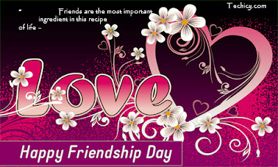 Happy Friendship Day Greeting Cards |Best Friendship Day Cards 2016