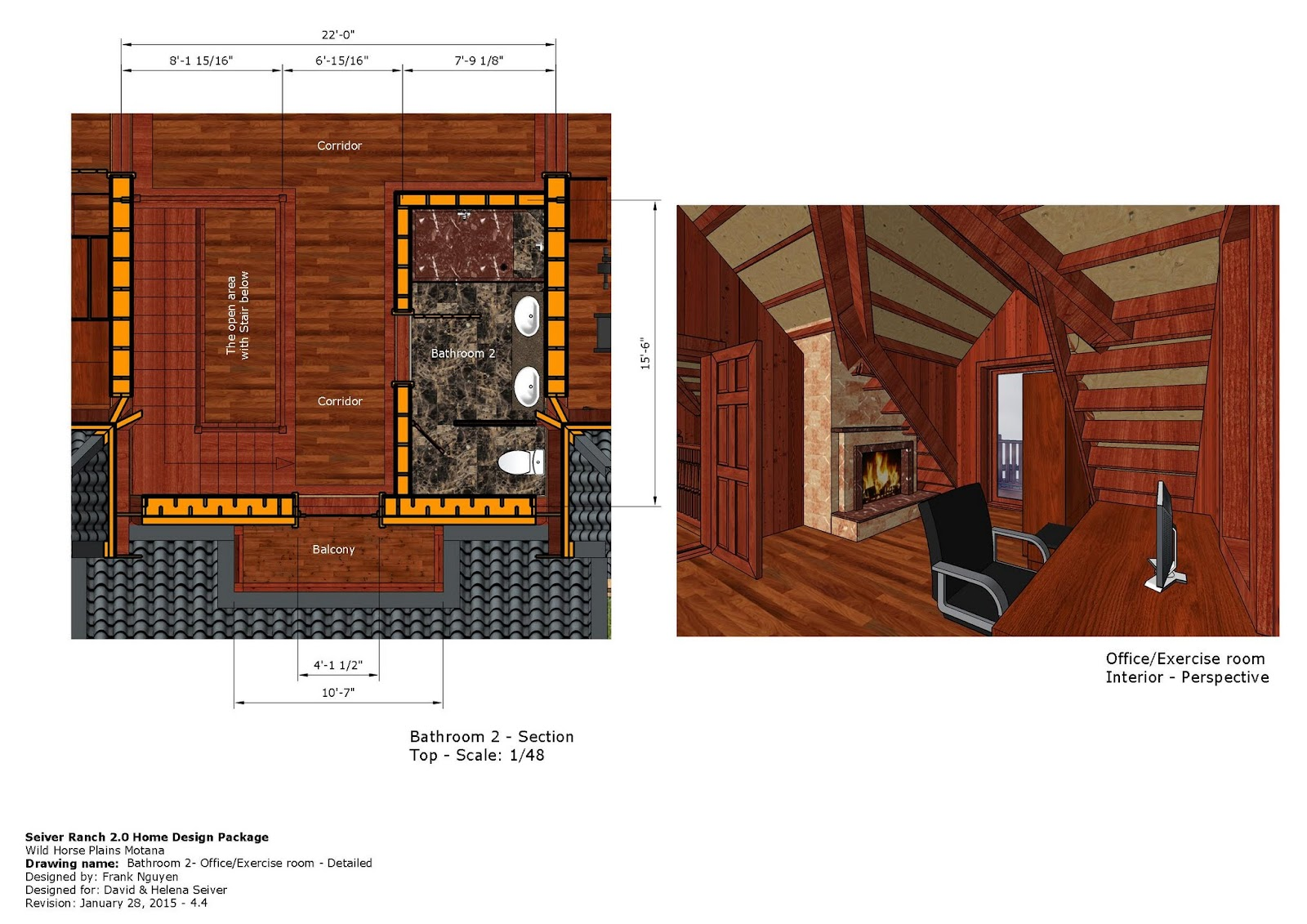 Home Garden Plans Lh100 Log House Plans Log House