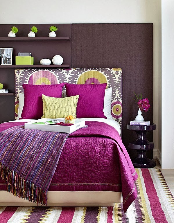 Homez Deco - Kreative Homez - Colour Of The Year 2014 In Interior Design
