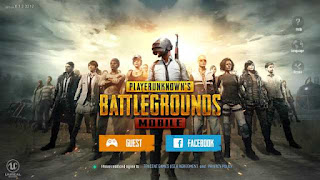 Pubg mobile playing on a PC with Pubg official Emulator