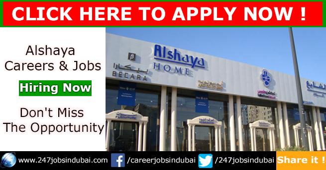 Staff Recruitment and Careers at Alshaya