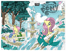 My Little Pony Micro Series #4 Comic Cover Double Variant