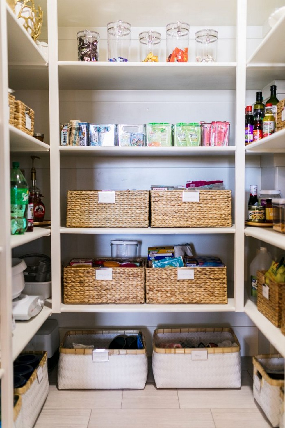 Finest Construction Concept of Pantry That You Must Know
