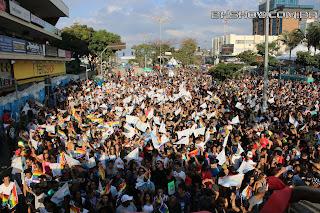 IMG 9920 - 13ª Parada do Orgulho LGBT Contagem reuniu milhares de pessoas