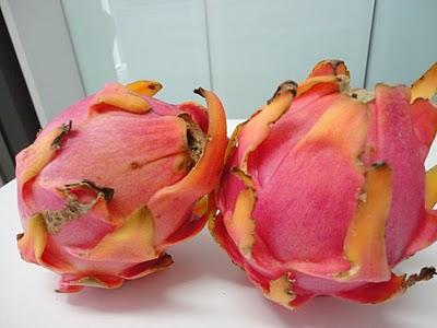Frutos de Pitaia - Pitaya