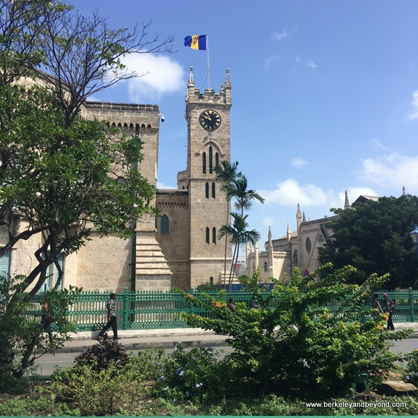 Parliament Building in Bridgetown, Barbados