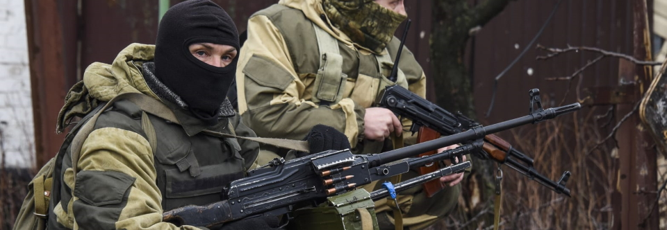 Russian occupation forces continue to violate ceasefire regime