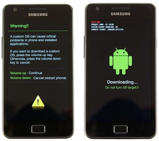 Cara Flashing Samsung Galaxy S3 Neo GT-I9301I Via Odin