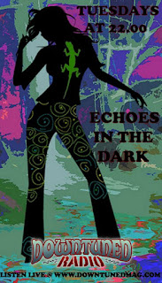 echoes in the dark show, downtuned radio