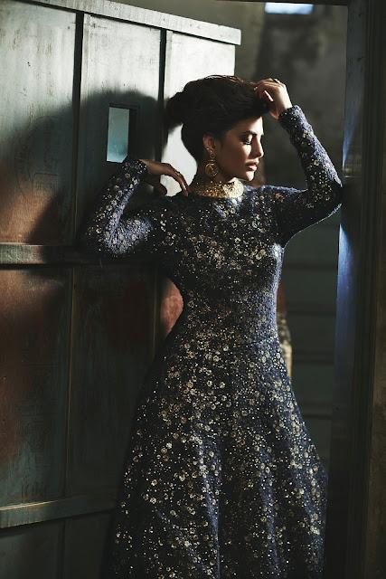 Jacqueline Fernandez Hi Blitz Magazine Hot Photoshoot