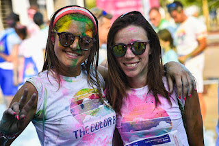 Foto The Color Run 2017 - Ph Lapresse