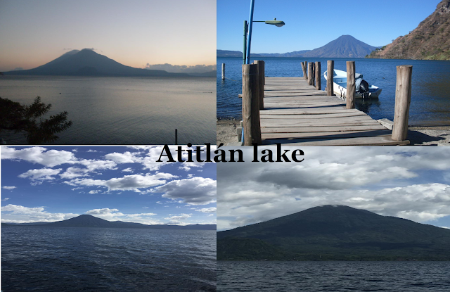 Atitlán Lake, Guatemala