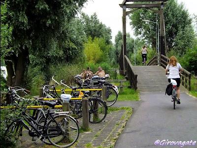 olanda bicicletta viaggio