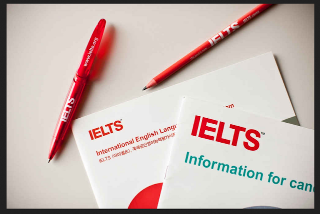 IELTS Application Form
