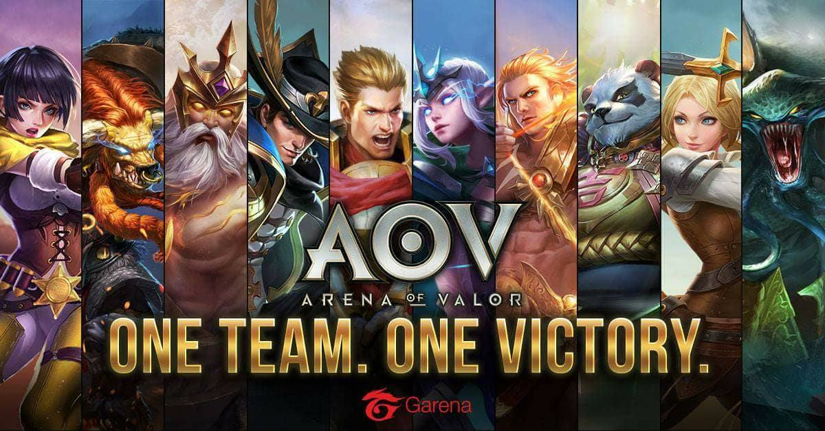 Wow! Arena of Valor Masuk Cabang eSports di Asian Games - 2