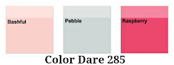 Color Dare #285 Closes Thur April 5th