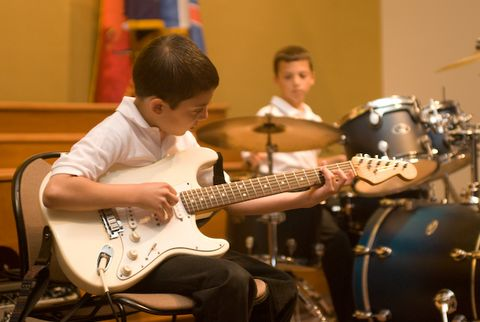 Học đàn guitar tại quận Bình Thạnh TP HCM