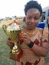 Mwandishi wa Habari na matangazaji wa Radio kwizera Maria Philiberth Atwaa tuzo ya mwandishi mahili wa habari za Utapiamlo.