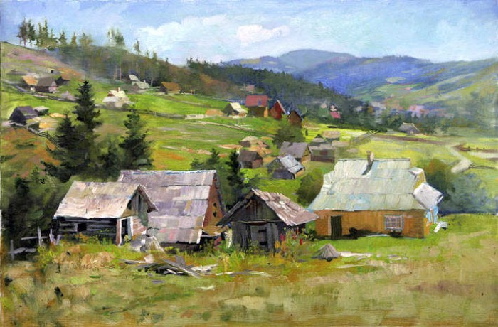 Современные художники Украины. Денис Чернов 21