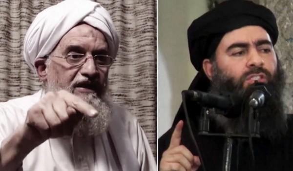 Bos Alqaeda dan Bos IS Perang Mulut soal Syiah