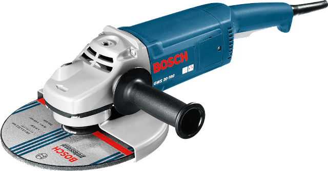 Esmerilhadeira angular Bosch professional