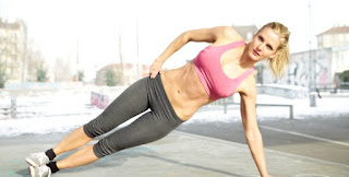Get Moving! 5 Ways to Work Your Core