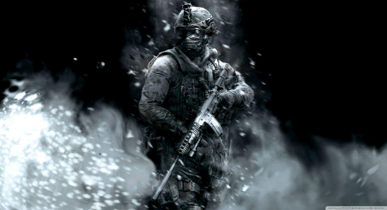 Call Duty Modern Warfare Wallpaper Hd Wallpapers Comp