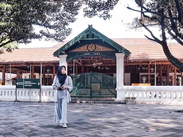 Masjid Agung Kotagede Yogyakarta